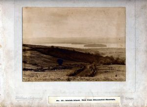 O Connors Island from Slieveneirin 1890