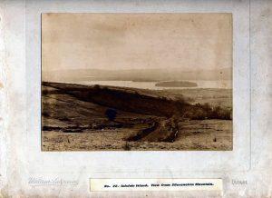 O Connors Island from Slieveneirin 1890