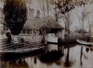 O Connors Island landing area 1890